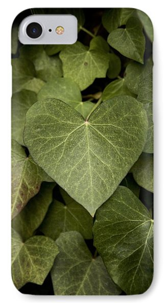 IPhone Case featuring the photograph The Heart's Truth by Colleen Williams