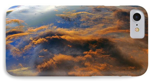 The Heavens Declare #2 Phone Case by Lydia Holly
