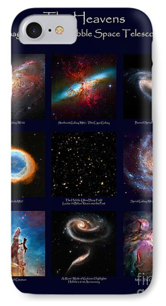 The Heavens - Images From The Hubble Space Telescope IPhone Case