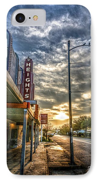 The Heights At Morning Light IPhone Case by TK Goforth