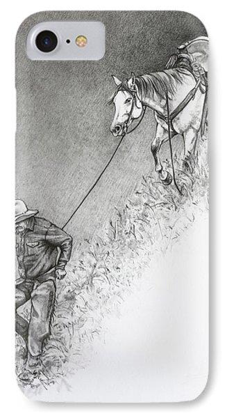 The Herdsman IPhone Case