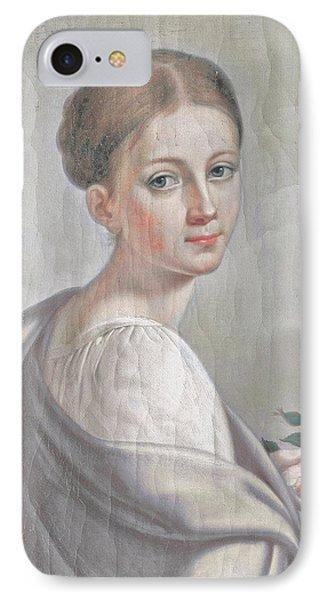 The Hereditary Duchess IPhone Case