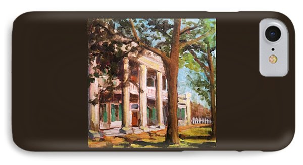 The Hermitage IPhone Case by Susan E Jones