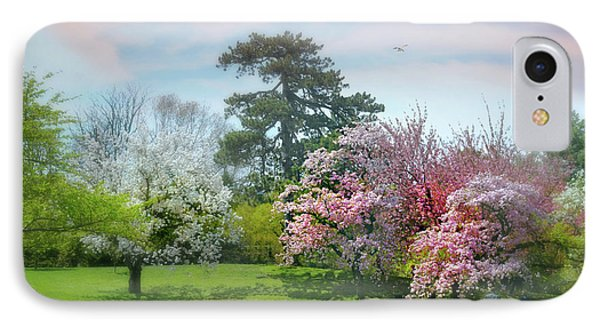 IPhone Case featuring the photograph The Hidden Garden by Diana Angstadt