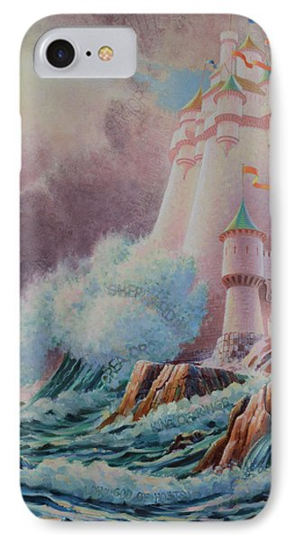 The High Tower IPhone Case by Graham Braddock