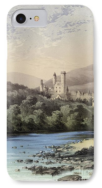 The Highland Home, Balmoral Castle IPhone Case by English School