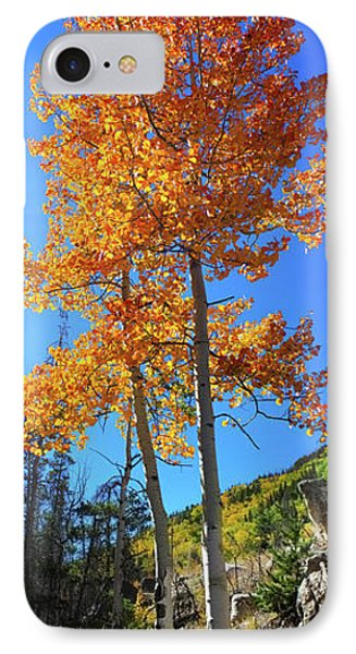 IPhone Case featuring the photograph The Hillside - Panorama by Shane Bechler