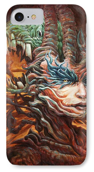 The Hithering Sleeve  IPhone Case by Ethan Harris
