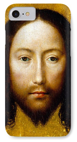 The Holy Face IPhone Case
