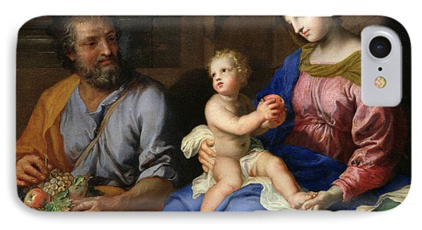 The Holy Family Phone Case by Jacques Stella