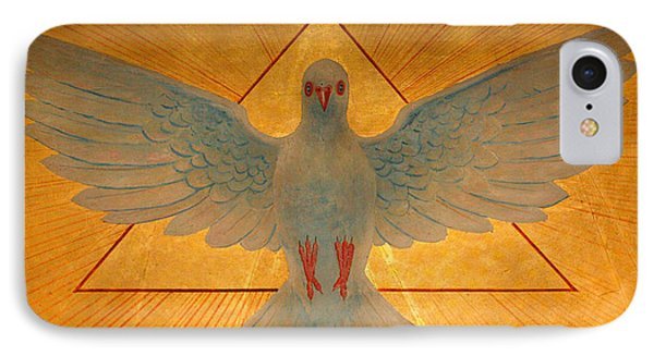 The Holy Spirit IPhone Case