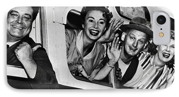 The Honeymooners, C1955 IPhone Case