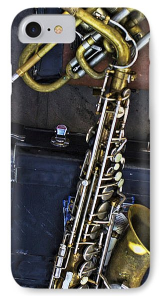 The Horns IPhone Case