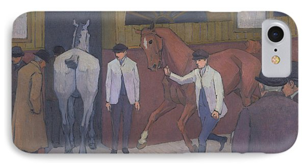 The Horse Mart IPhone Case