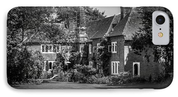 IPhone Case featuring the photograph The House At Beech Court Gardens by Ryan Photography