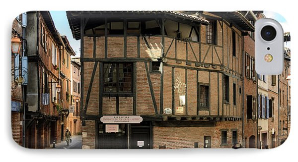 The House Of The Old Albi IPhone Case by RicardMN Photography