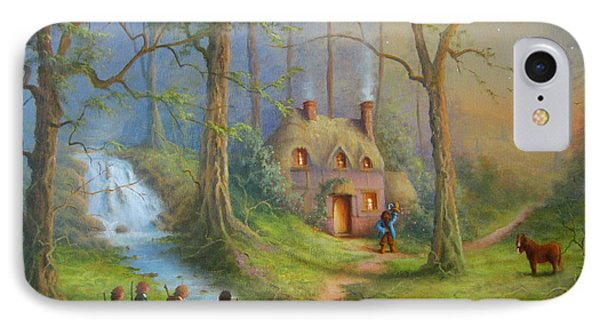 The House Of Tom Bombadil.  IPhone 7 Case by Joe  Gilronan
