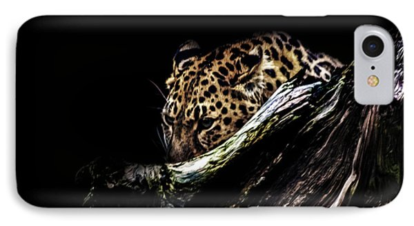 The Hunt IPhone Case by Martin Newman