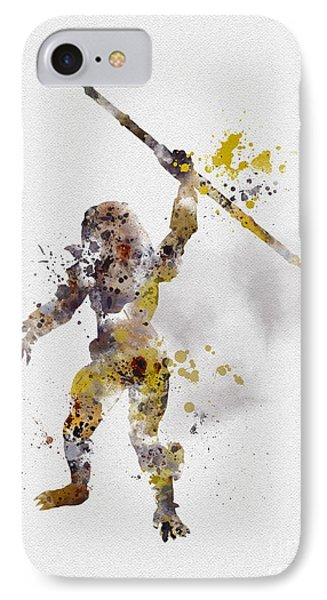 The Hunter IPhone Case by Rebecca Jenkins