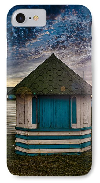 The Hut IPhone Case by Martin Newman