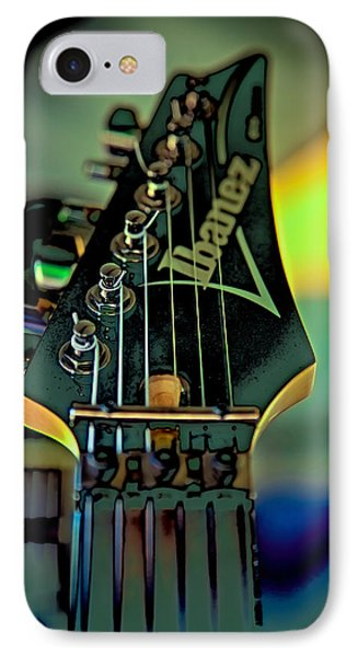 The Ibanez IPhone Case by David Patterson