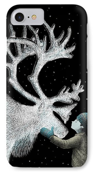 The Ice Garden IPhone Case by Eric Fan