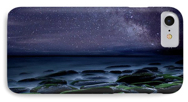 IPhone Case featuring the photograph The Immensity Of Time by Jorge Maia