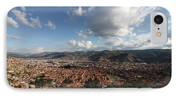 IPhone Case featuring the photograph The Inca Capital Of Cusco by Aidan Moran