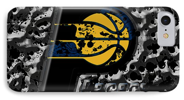 The Indiana Pacers 1a IPhone Case