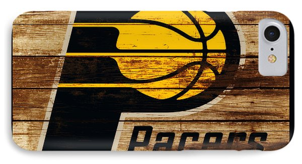 The Indiana Pacers 3c IPhone Case