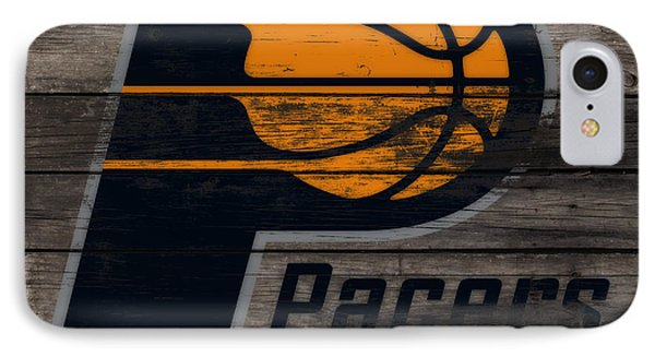 The Indiana Pacers 3f IPhone Case