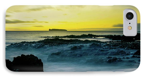 The Infinite Spirit  Tranquil Island Of Twilight Maui Hawaii  IPhone Case by Sharon Mau