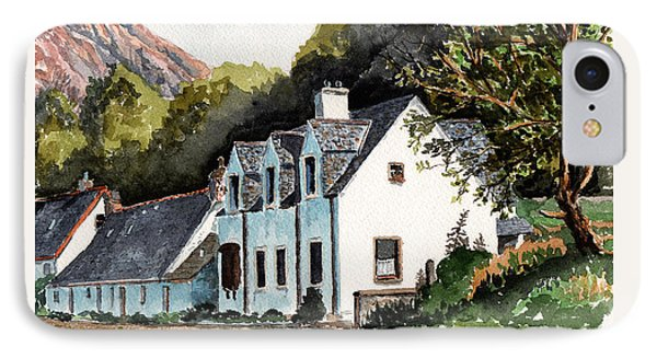 The Inn Scotland IPhone Case
