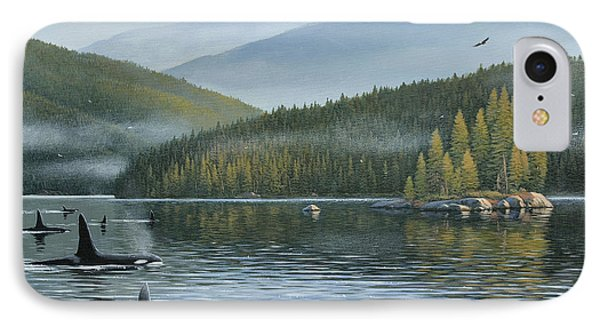 The Inside Passage IPhone Case