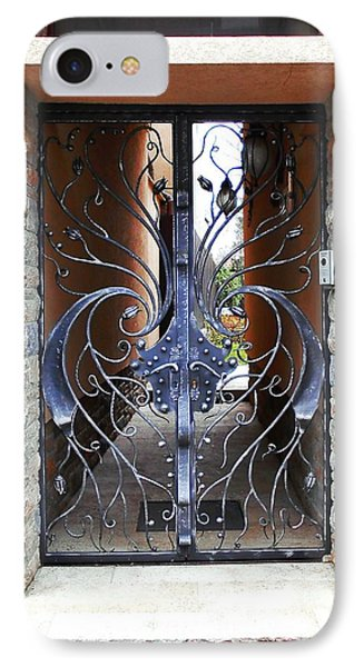 The Iron Gate IPhone Case