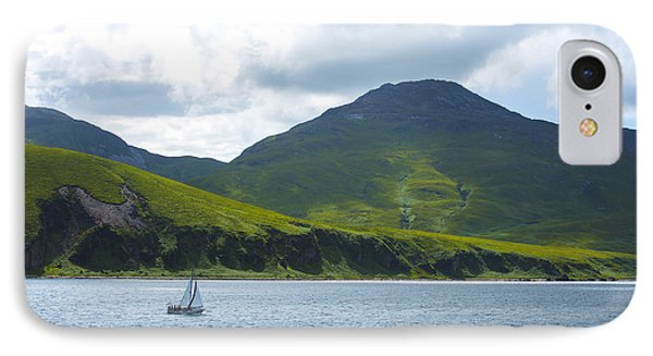 The Isle Of Jura, Scotland IPhone Case by Diane Diederich