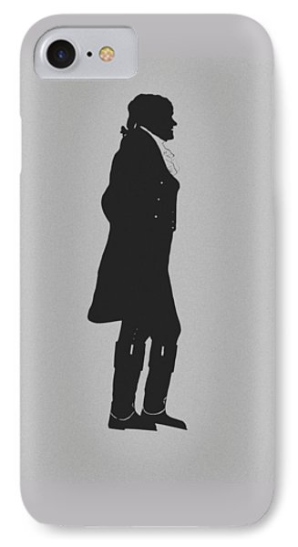 The Jefferson IPhone Case by War Is Hell Store