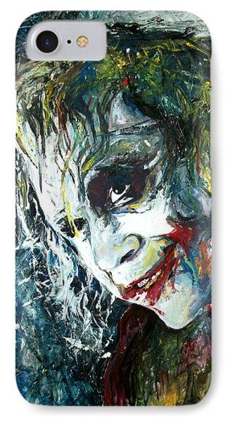 The Joker - Heath Ledger IPhone 7 Case