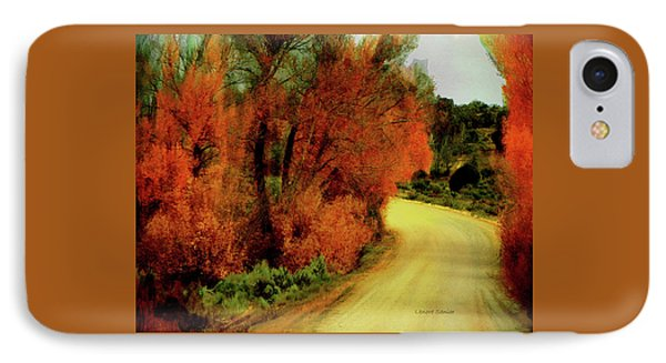 The Journey Home IPhone Case by Lenore Senior