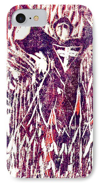 The Journey Of St. John IPhone Case by Seth Weaver
