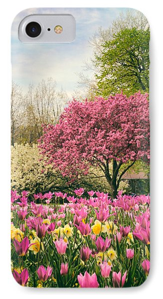 IPhone Case featuring the photograph The Joy Of Tulips by Jessica Jenney