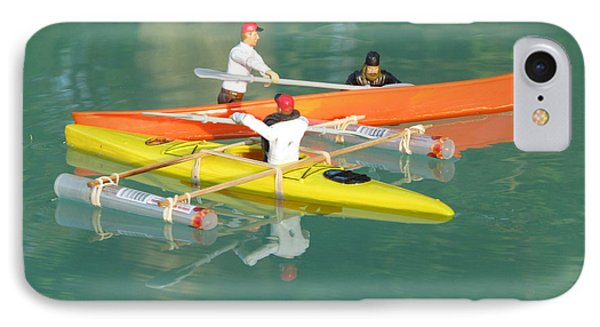 The Kayak Team 12 IPhone Case