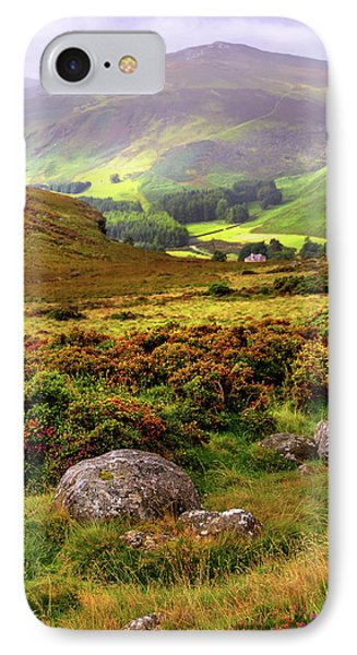 IPhone Case featuring the photograph The Keeper Of Legends by Jenny Rainbow