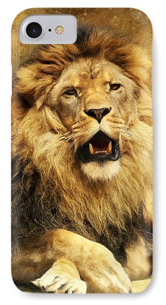 The King IPhone 7 Case