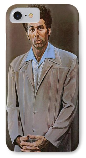 The Kramer Portrait  IPhone Case by Movie Poster Prints