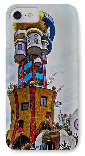 The Kuchlbauer Tower Phone Case by Juergen Weiss