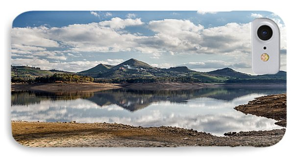 The Lake IPhone Case by Giuseppe Torre