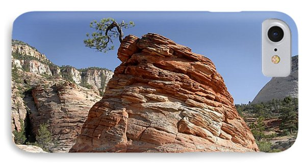 The Land Of Zion Phone Case by David Lee Thompson