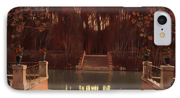The Landing Stage IPhone Case