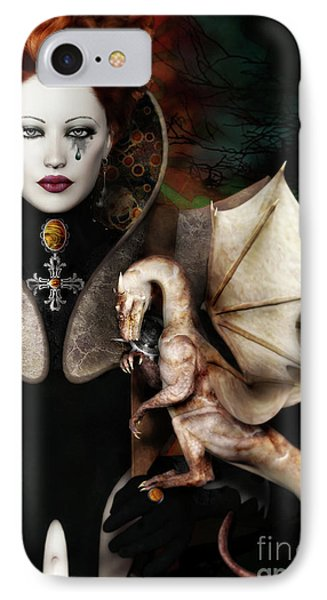 The Last Dragon IPhone 7 Case by Shanina Conway